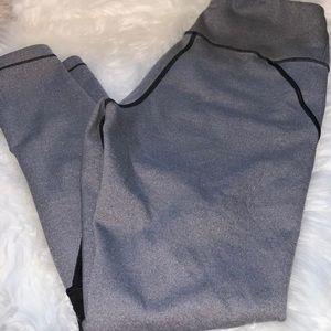 Victoria secret pink reversible leggings